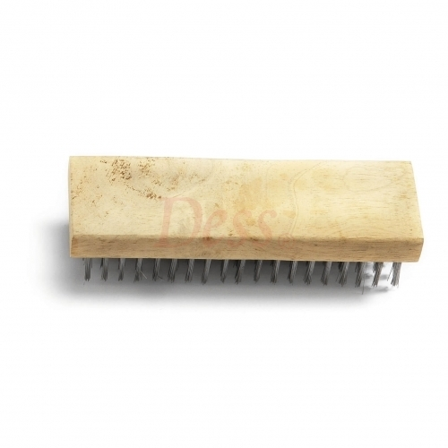 Block Wire Brush 6x9 Rows, 1