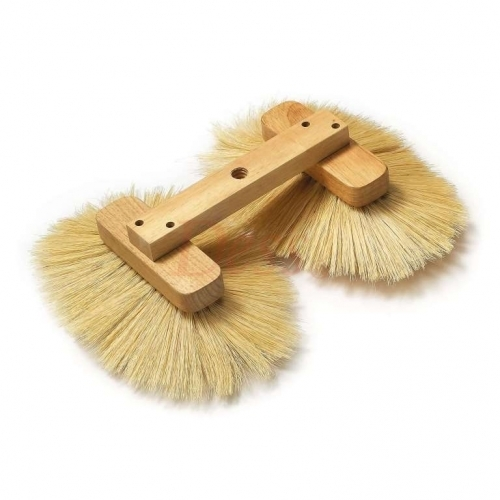 Double Crows Foot Texture Brush