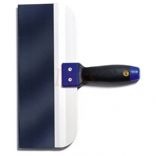 Ergosoft Taping Knife, Blue Steel